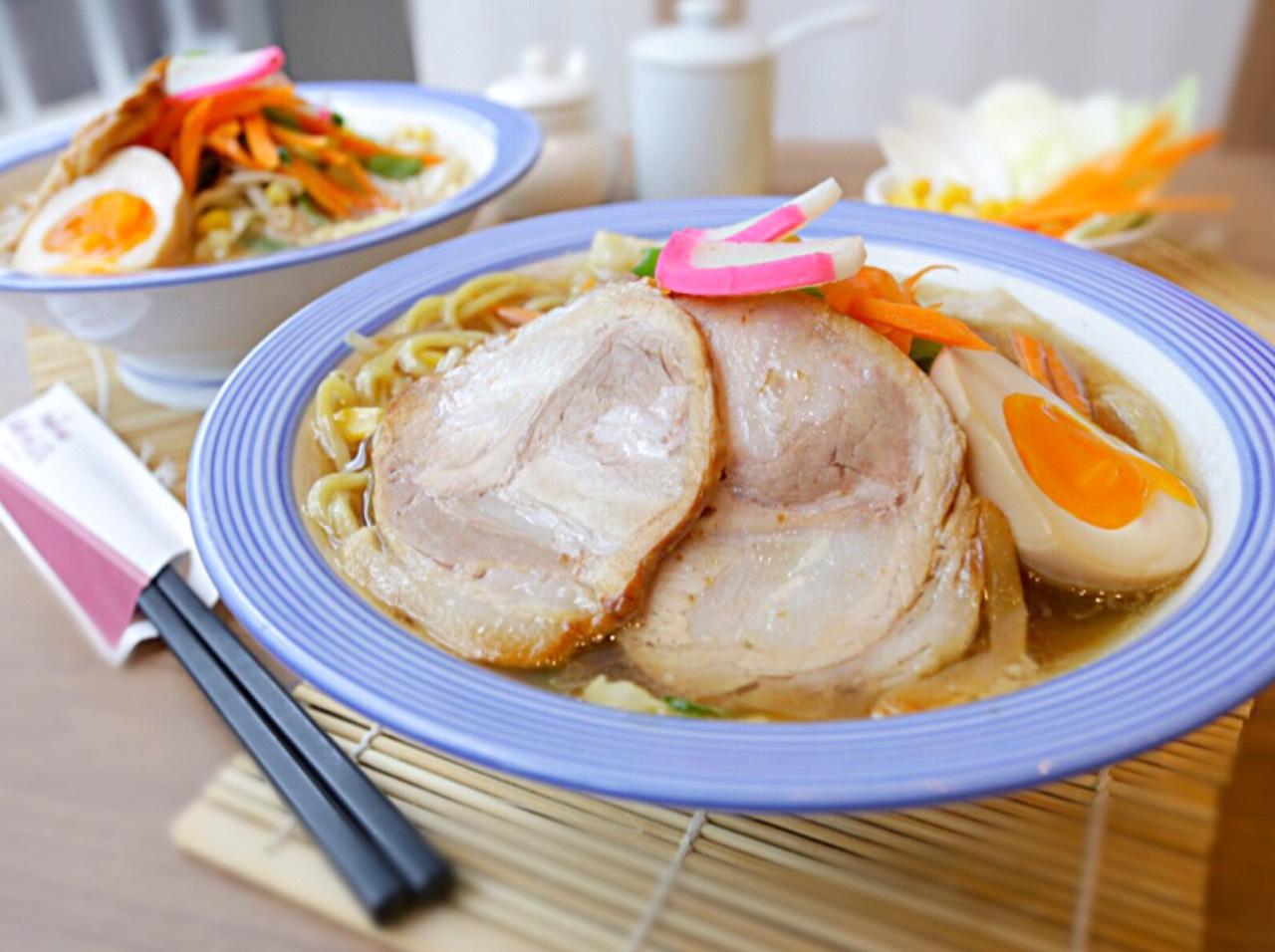 しょうゆちゃんぽん麺