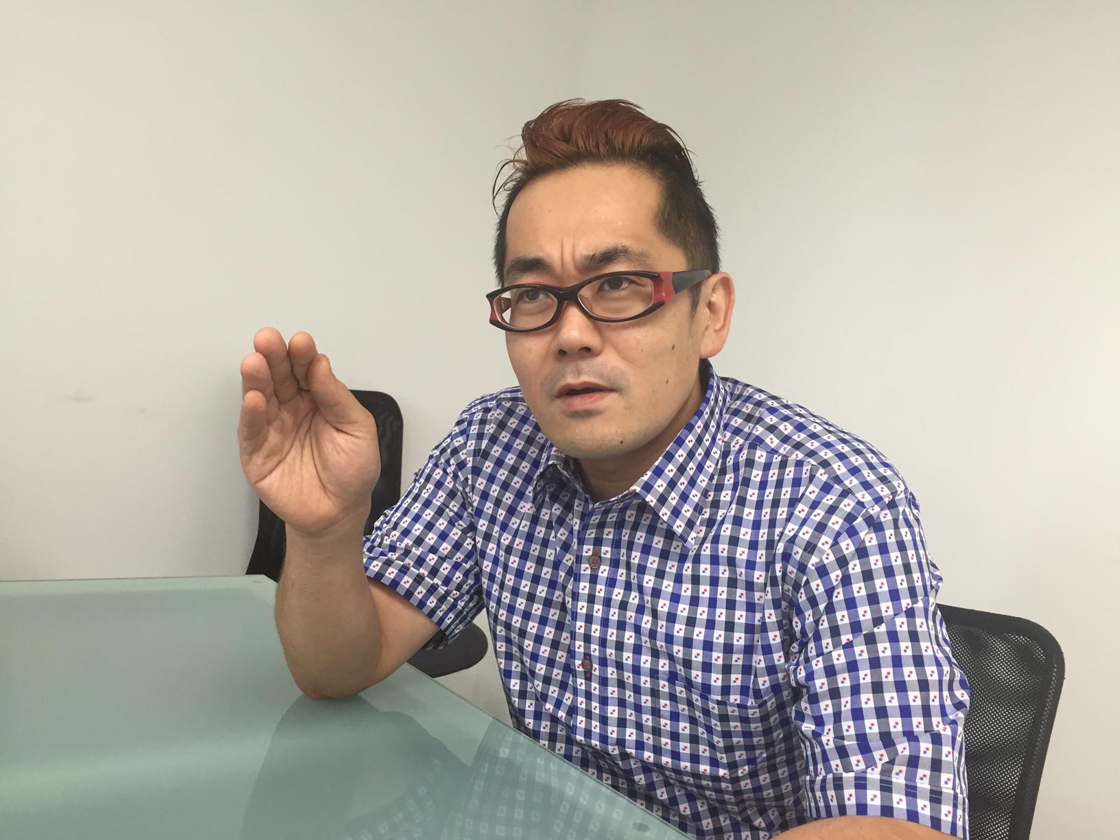 モンテローザ時代は営業本部長として2000店舗の統括を担った松本尚さん