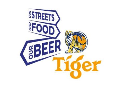 Tiger Beer - Uncage Street Food - 1