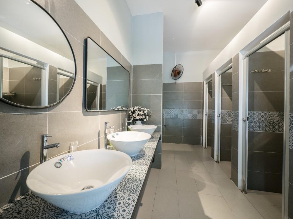 綺麗な洗面所