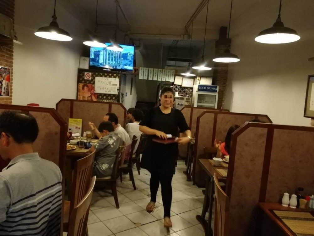 プロンポンの日本人に人気な定番日本食店