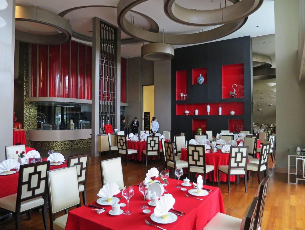 2000年代までは、5つ星クラスのホテルには必ずと言って良いほど高級中国レストランがあった