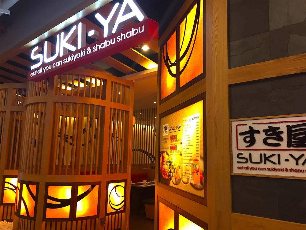 suki-ya(すき屋)食べ放題日日本食