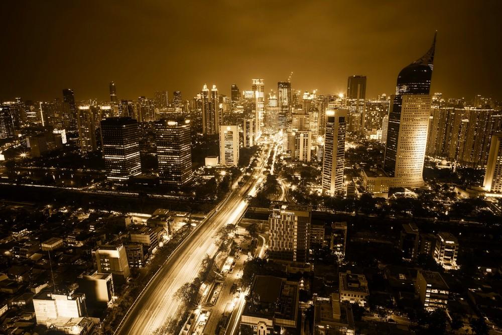 ジャカルタ都市