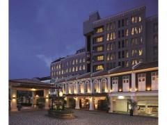 歴史的建造物をホテルに改装したのがビレッジホテル・アルバートコート