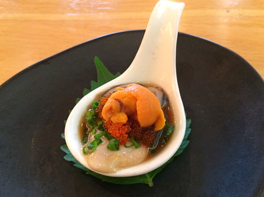 OYSTER UNI