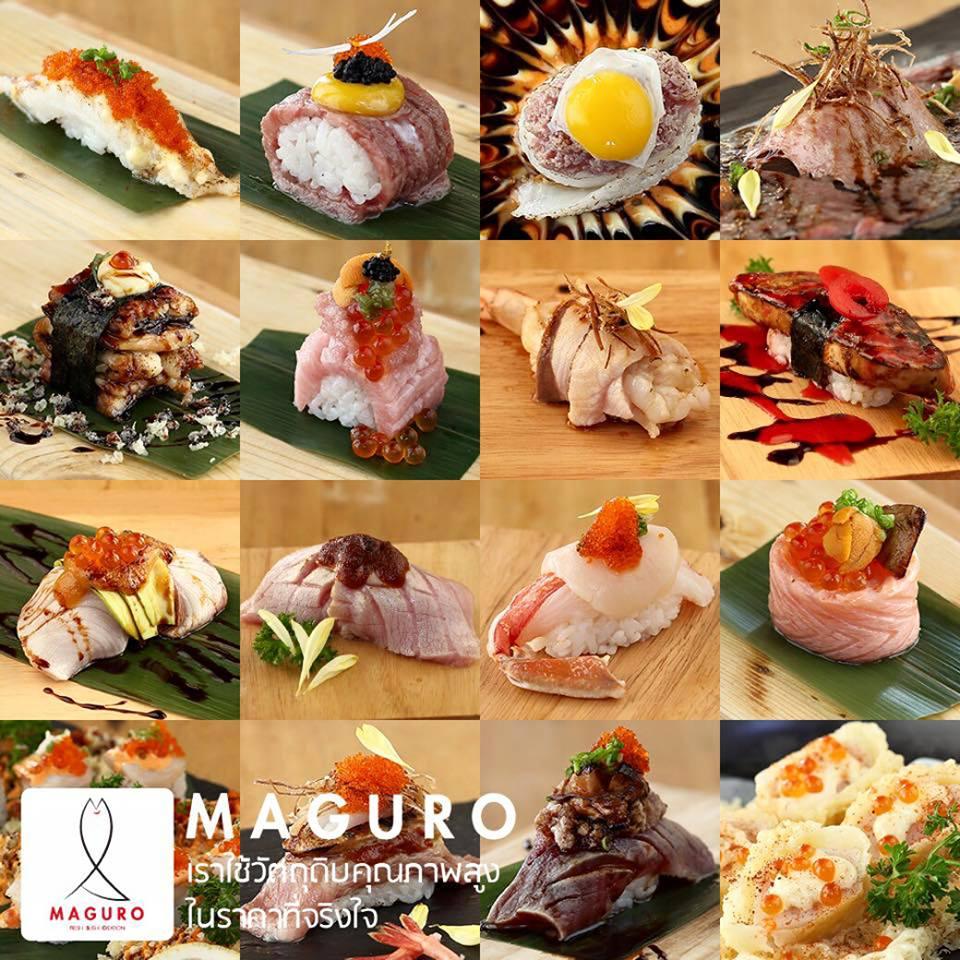 創作寿司とフュージョン寿司