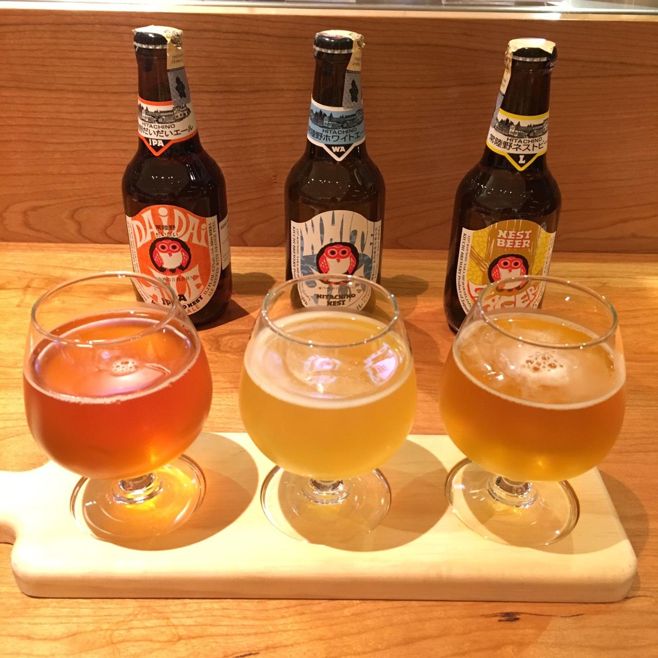 クラフトビール3種飲み比べセット