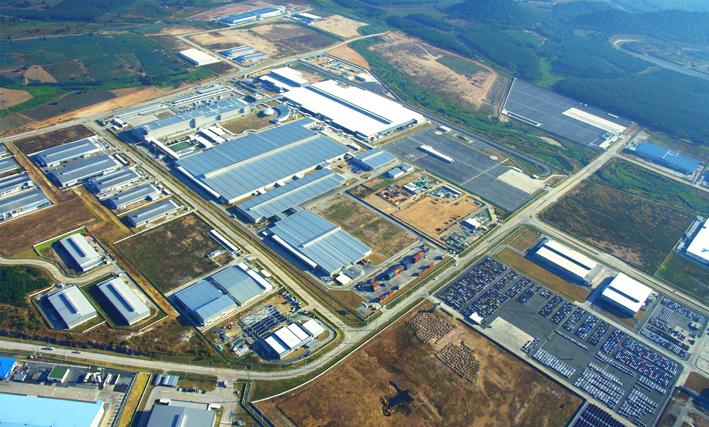 ヘマラート・イースタン・シーボード工業団地