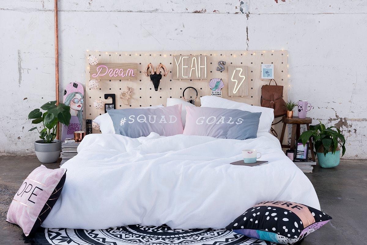 ベッドコーディネート