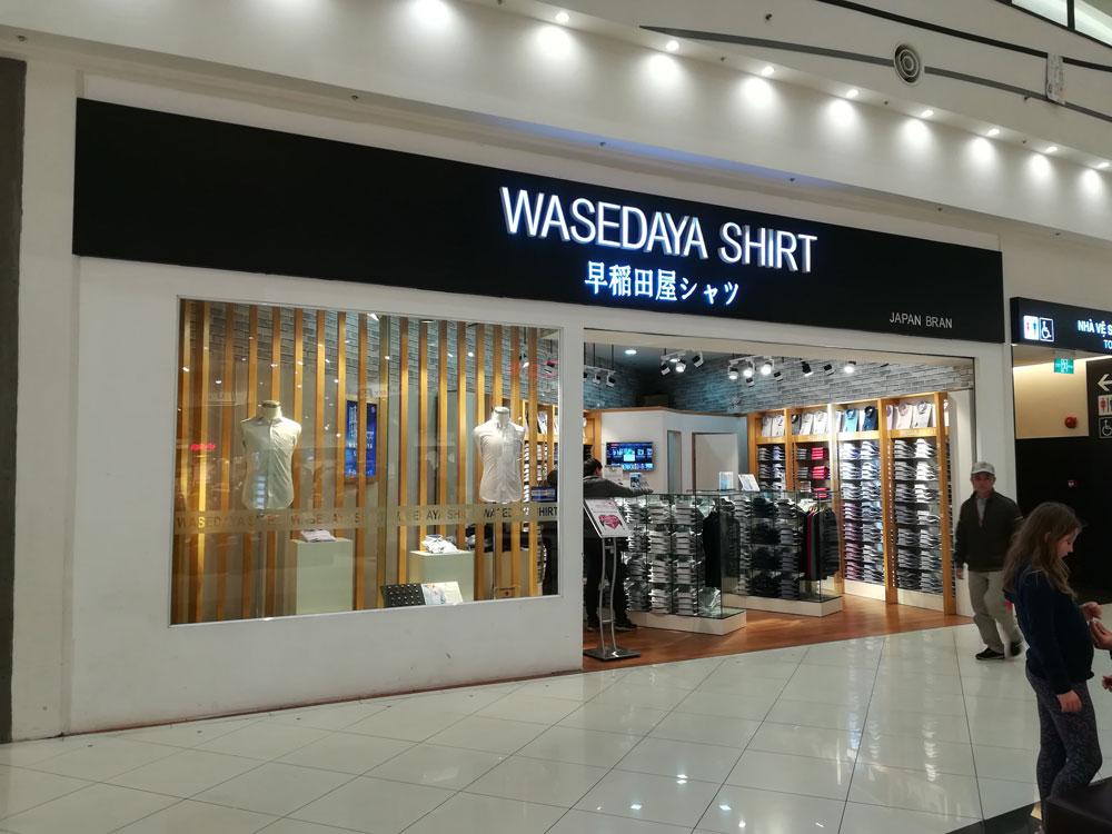 早稲田屋シャツ