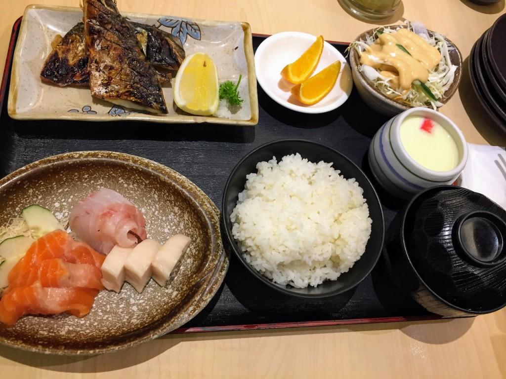 イポーの日本食