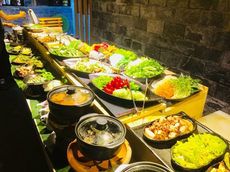 瀬戸さんプロデュースの朝食ビュッフェ