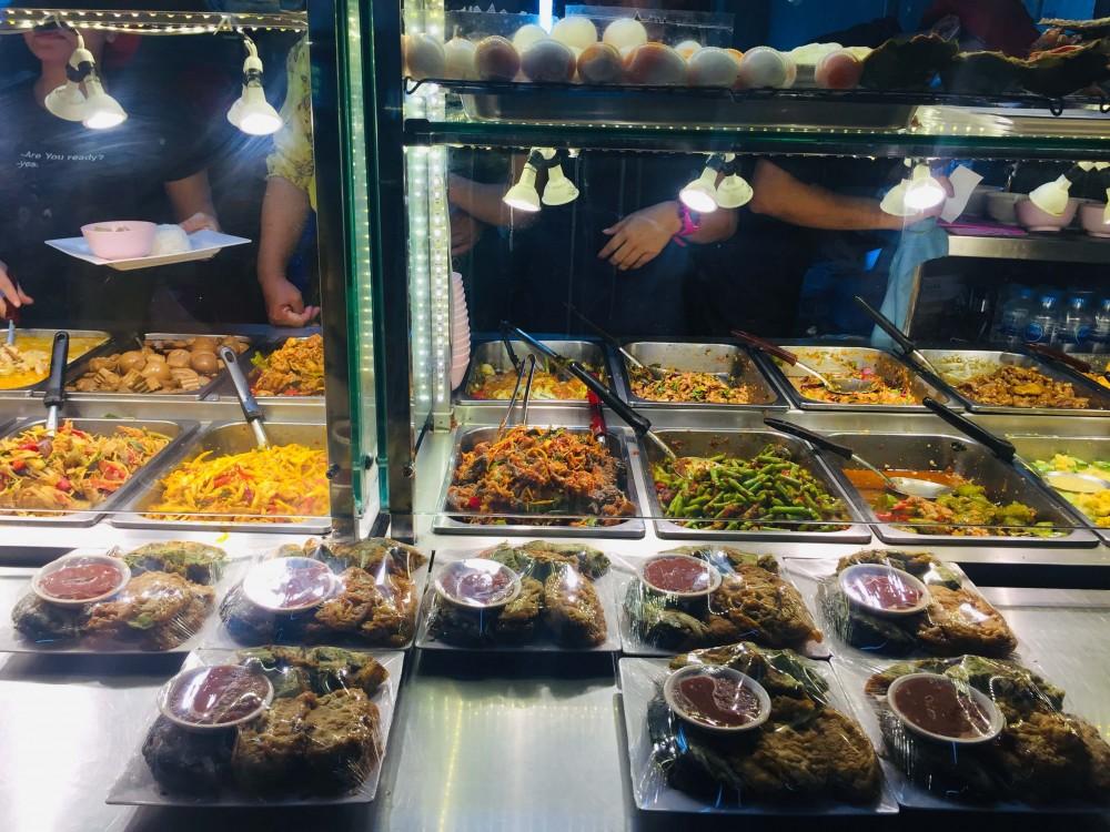 ドンムアン空港の日本食事情