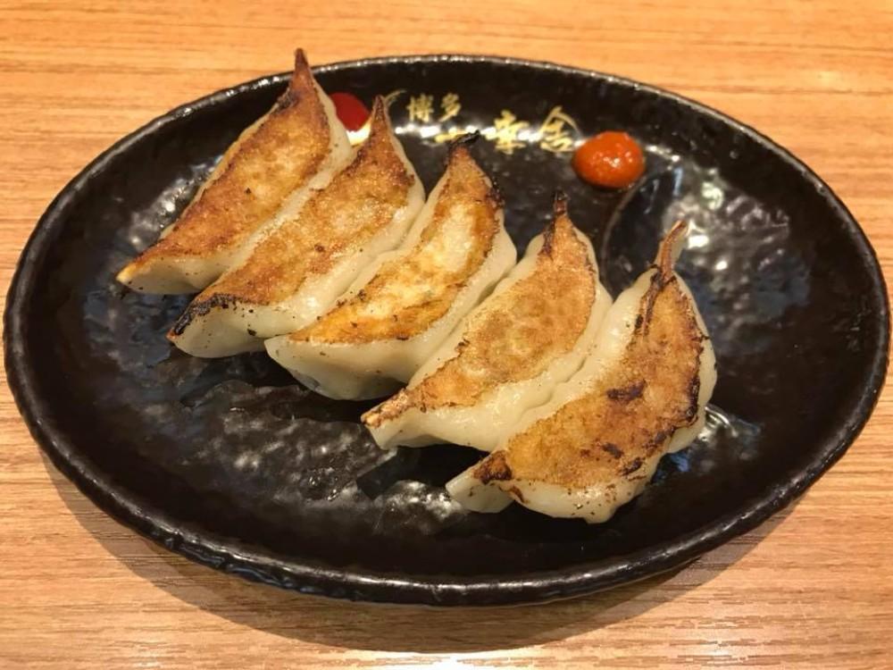 シンガポール餃子