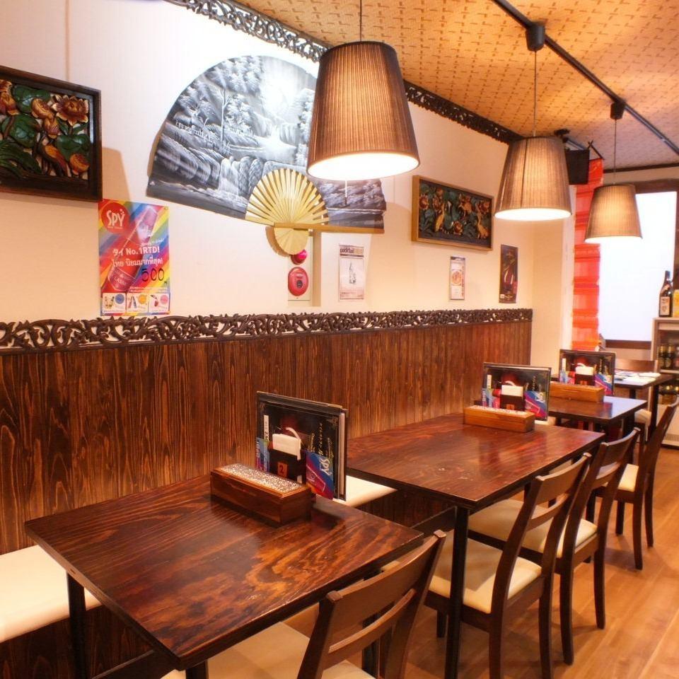 タイレストラン ルアンマイ 写真
