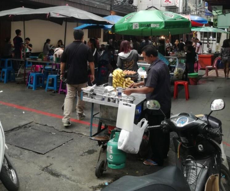 タイ 飲食4