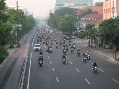 ジャカルタ道路
