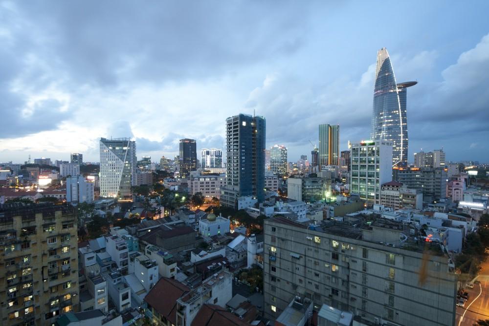 ベトナム市内