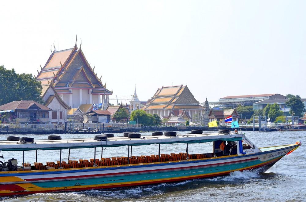 バンコク ボート