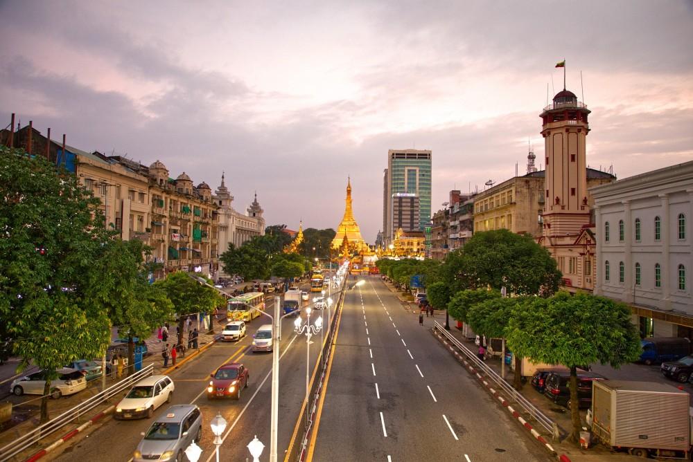 ヤンゴン2